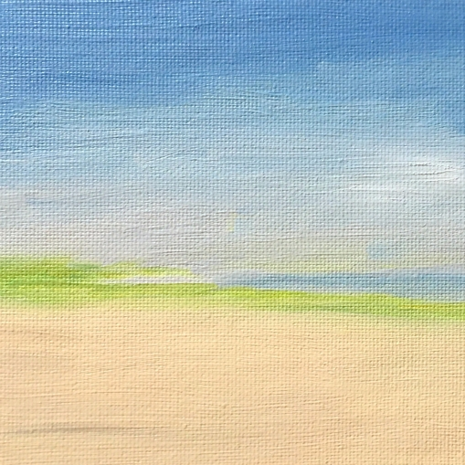 Beach to Myself -- SOLD