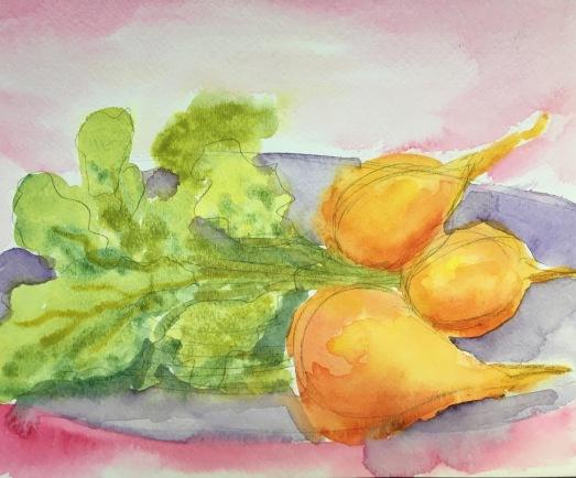Farmers Market beets